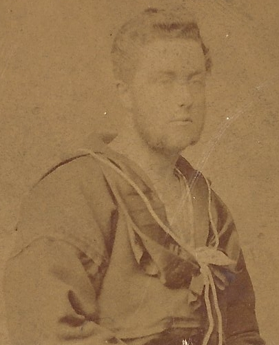 William Samuel St John, Boy 1st Class