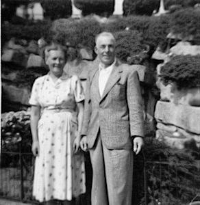 Charles and Lilian Reuby